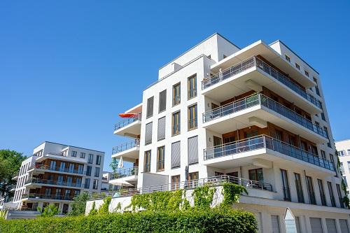 Appartement à Cannes au dernier étage